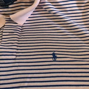 Men's Ralph Lauren Striped Polo Shirt